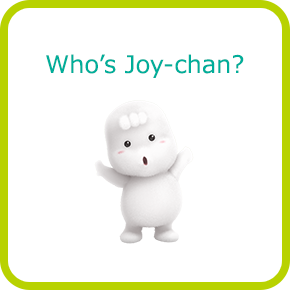 Who's Joy-chan?