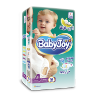 BabyJoy Tape Diaper(Jr Size5)