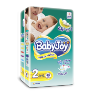BabyJoy Tape Diaper(S Size2)